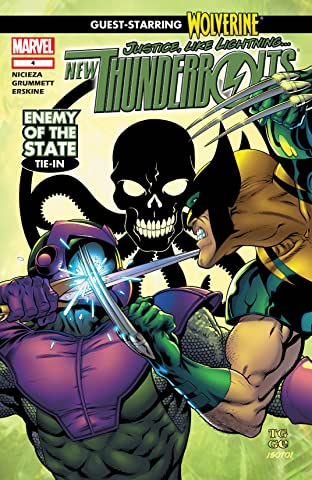 New Thunderbolts (2004-2006) #4