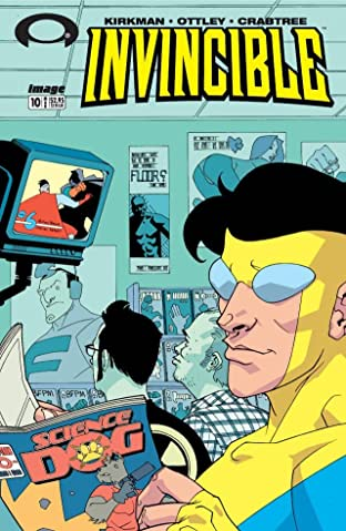 Invincible No.10