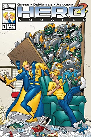 Hero Squared Vol. 1 #1 (of 3)