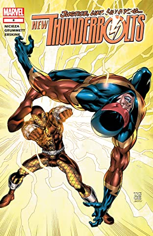 New Thunderbolts (2004-2006) #8