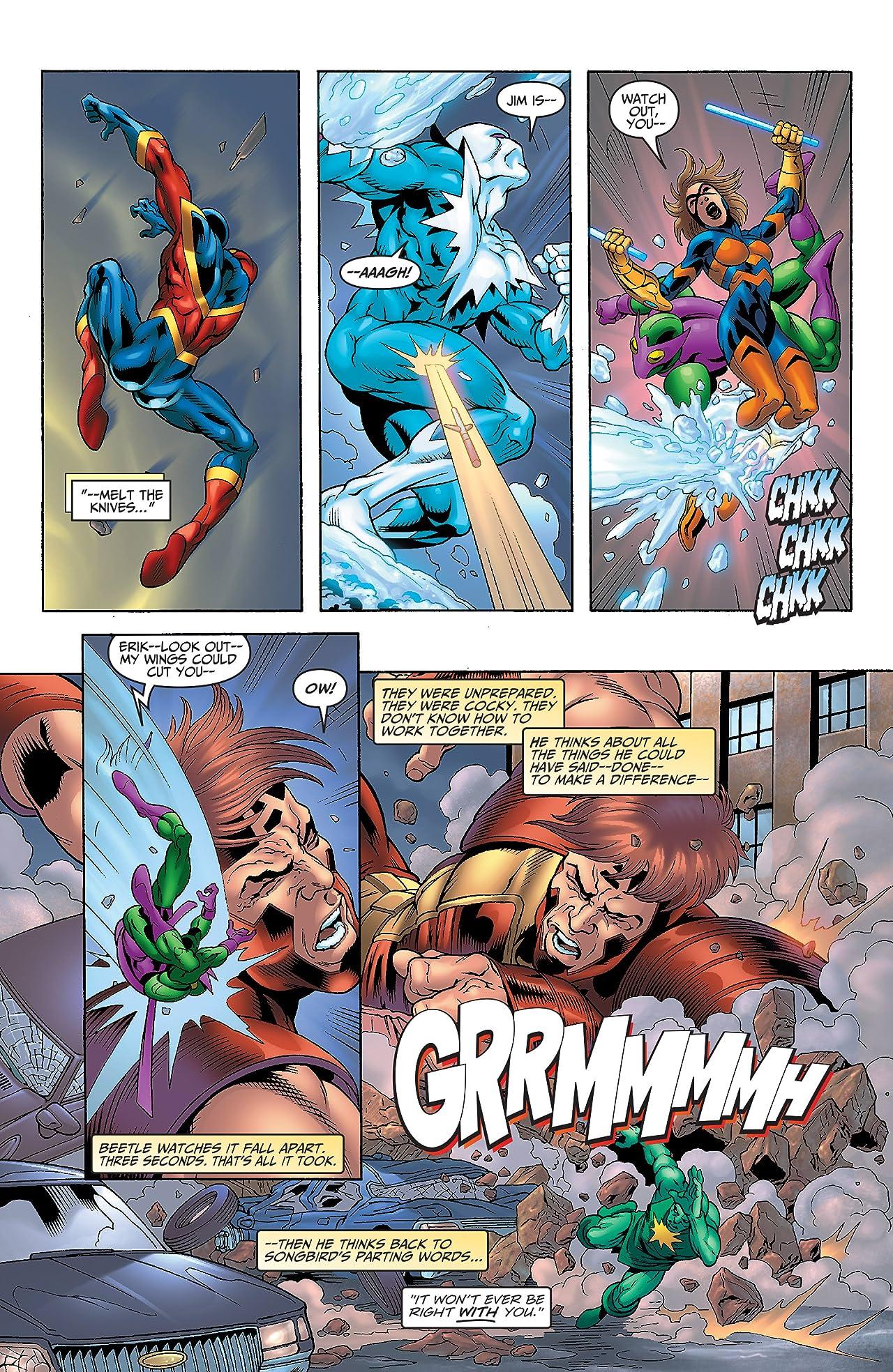 New Thunderbolts (2004-2006) #8