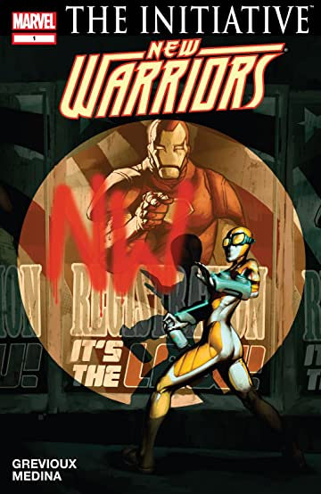 New Warriors (2007-2009) #1