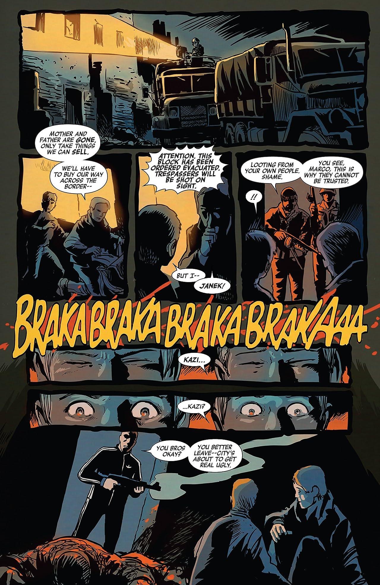 Hawkeye (2012-2015) #10