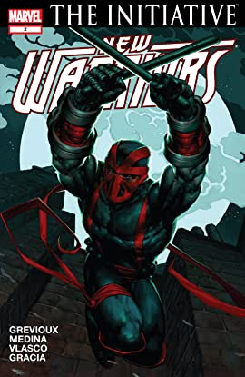 New Warriors (2007-2009) #2