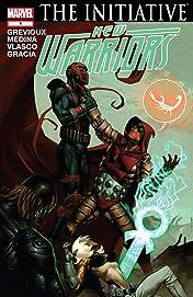 New Warriors (2007-2009) #4