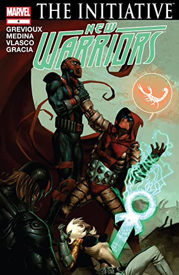 New Warriors (2007-2009) #4