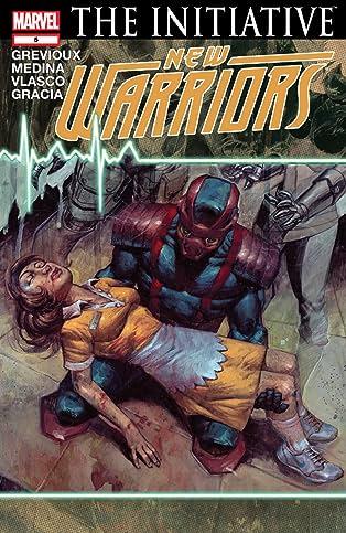New Warriors (2007-2009) #5