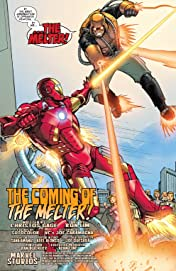 Iron Man: The Coming Of The Melter! #1