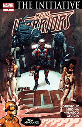 New Warriors (2007-2009) #6