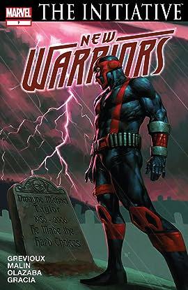 New Warriors (2007-2009) #7