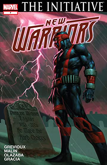 New Warriors (2007-2009) #7