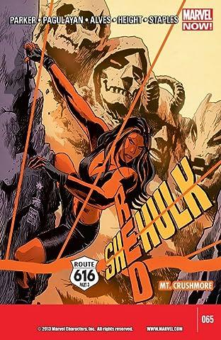 Red She-Hulk (2012-2013) #65
