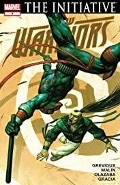 New Warriors (2007-2009) #8