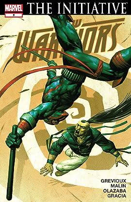 New Warriors (2007-2009) #8