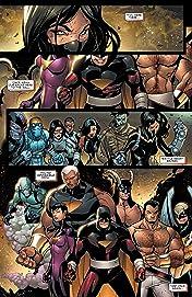 New Warriors (2007-2009) #9