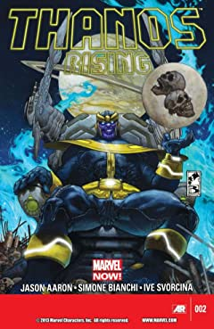 Thanos Rising No.2 (sur 5)