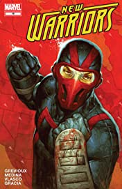 New Warriors (2007-2009) #10