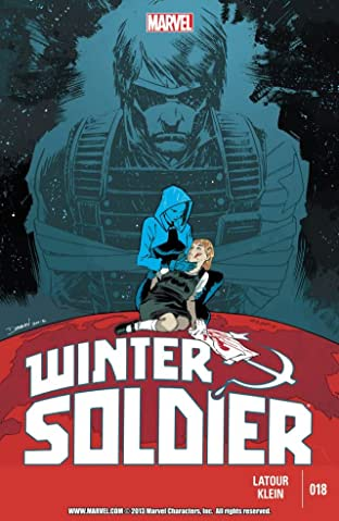 Winter Soldier No.18