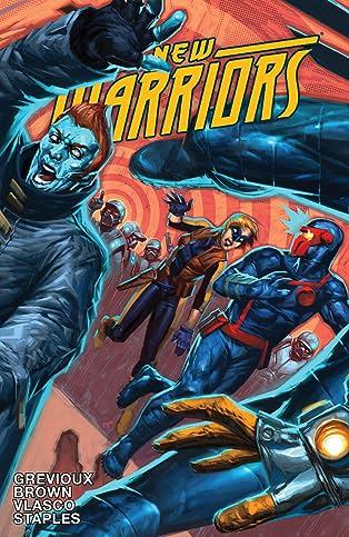 New Warriors (2007-2009) #16