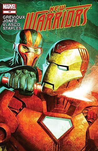 New Warriors (2007-2009) #18
