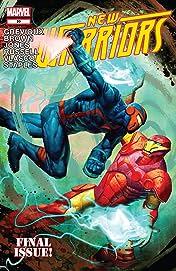 New Warriors (2007-2009) #20