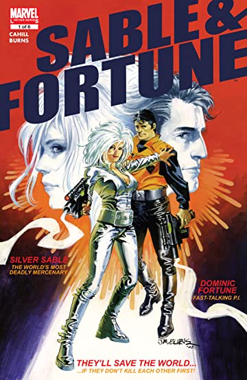 Sable & Fortune (2006) #1 (of 4)