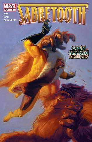 Sabretooth (2004) #3 (of 4)
