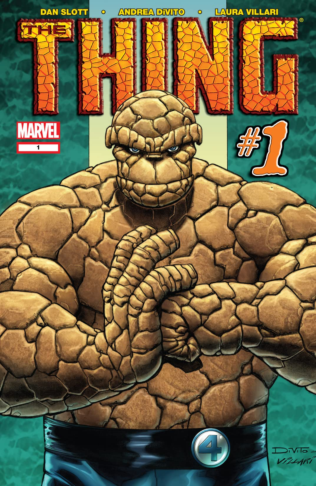 The Thing (2005-2006) #1