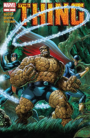 The Thing (2005-2006) #2