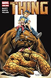 The Thing (2005-2006) #4