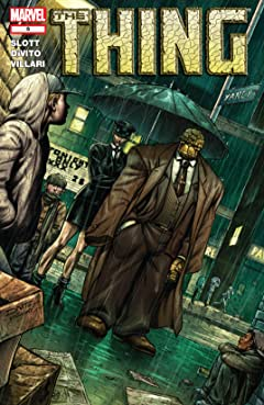 The Thing (2005-2006) #5