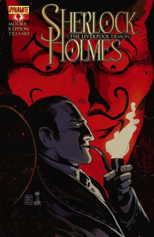 Sherlock Holmes: Liverpool Demon #4 (of 5)