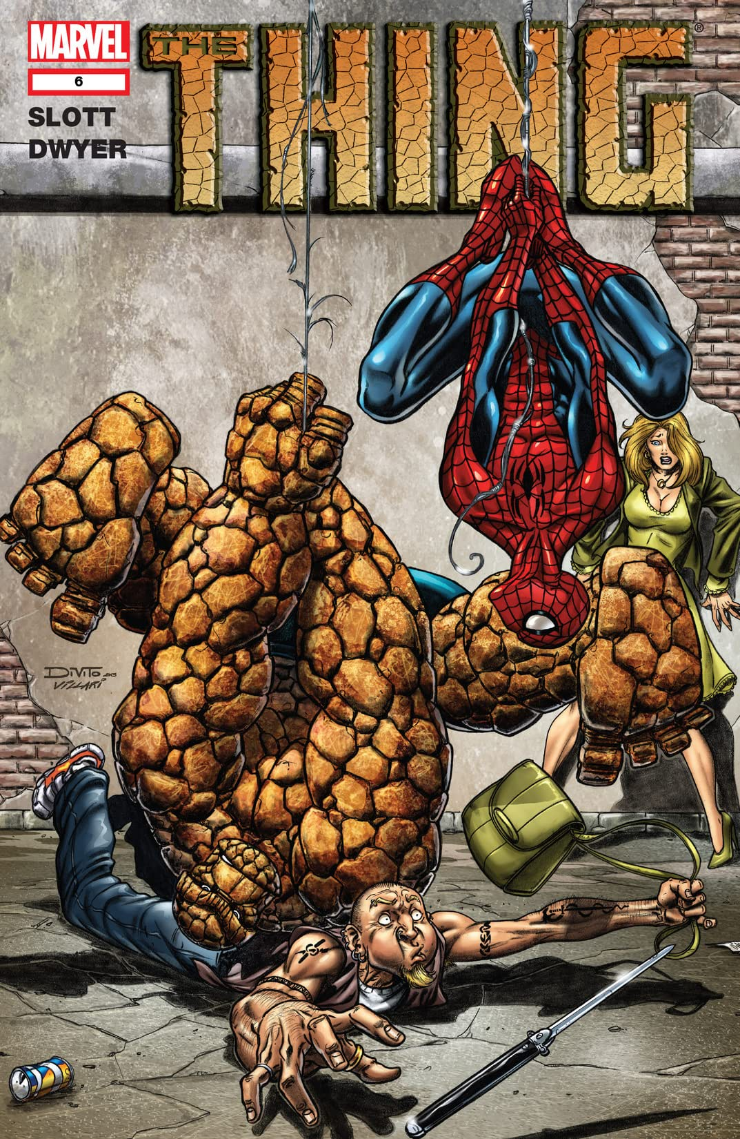 The Thing (2005-2006) #6