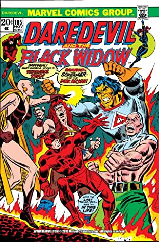 Daredevil (1964-1998) No.105