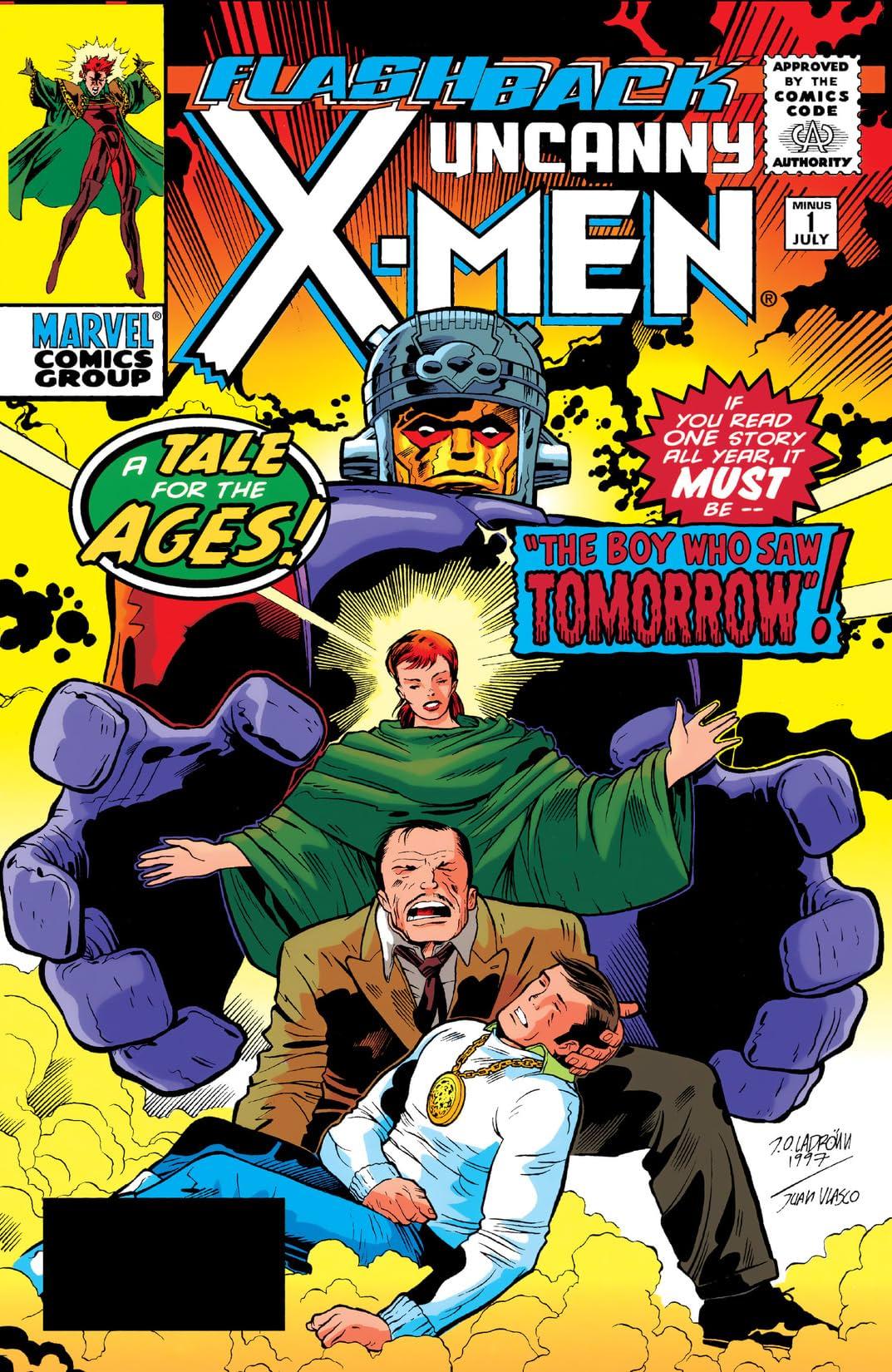 Uncanny X-Men (1963-2011) #-1