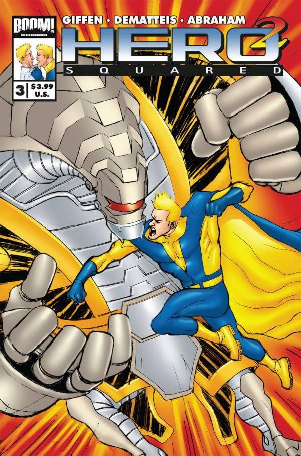 Hero Squared Vol. 1 #3 (of 3)