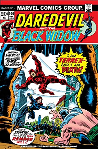 Daredevil (1964-1998) No.106