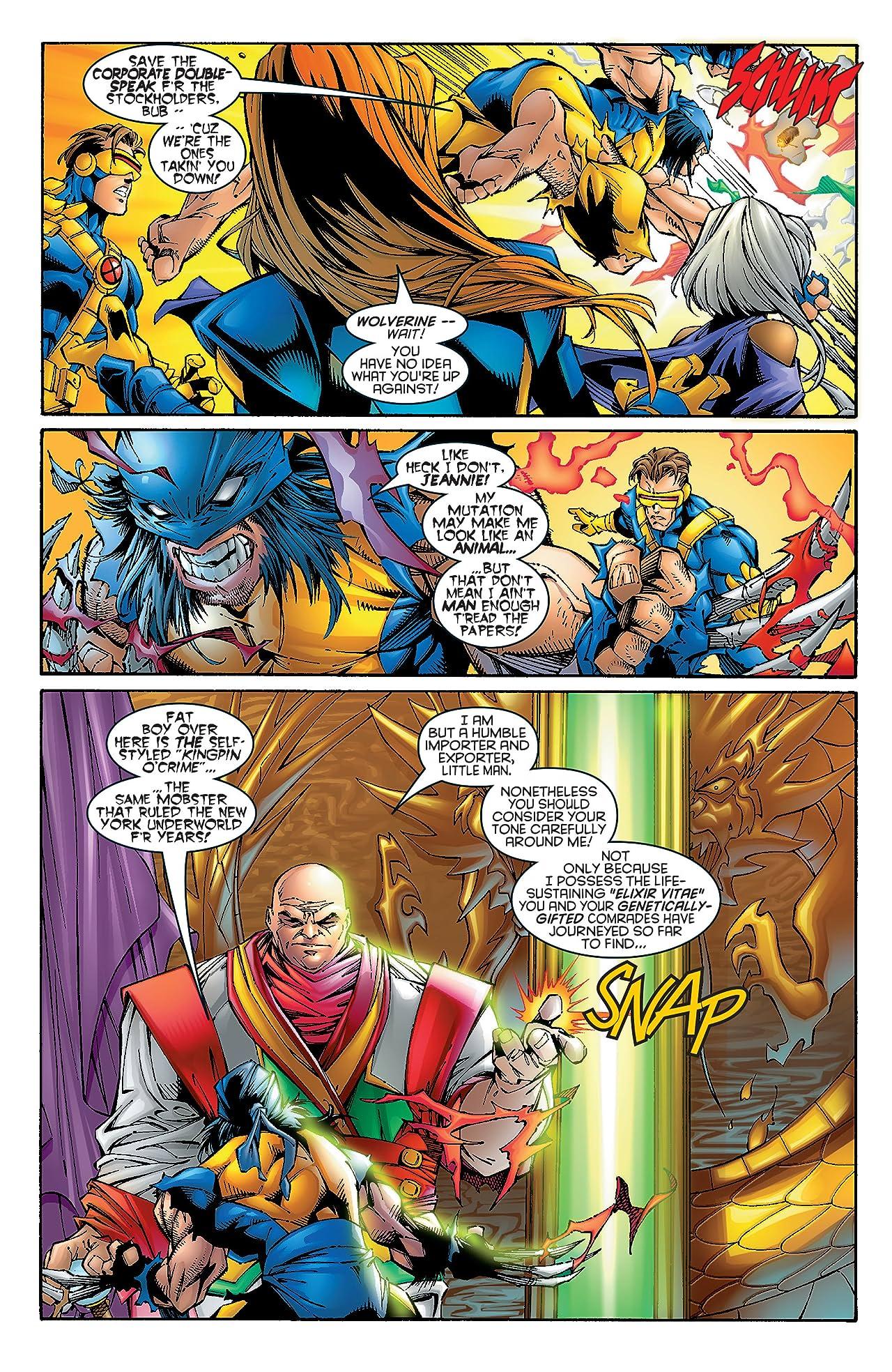 X-Men (1991-2001) #64
