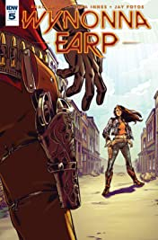 Wynonna Earp (2016) #5 (of 6)