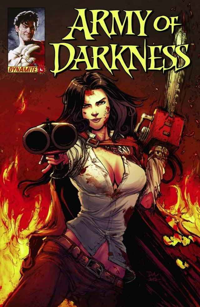 Army of Darkness: Ongoing #13