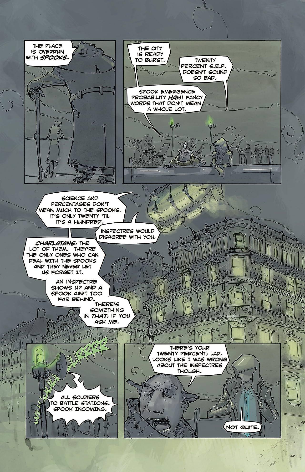 Shiver Bureau Vol. 1: Welcome to London