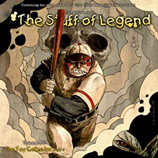 The Stuff of Legend Vol. 4 - The Toy Collector No.4 (sur 5)