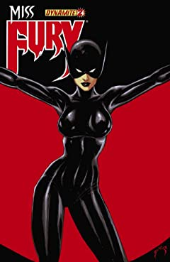 Miss Fury (2013) #2: Digital Exclusive Edition