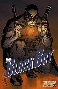 The Black Bat #1: Digital Exclusive Edition
