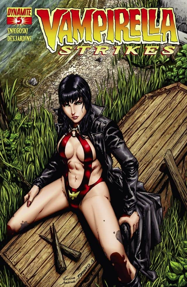 Vampirella Strikes #5