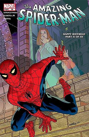 Amazing Spider-Man (1999-2013) No.58