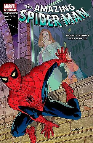 Amazing Spider-Man (1999-2013) #58