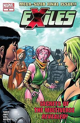 Exiles (2009) #6