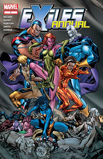 Exiles (2001-2008) Annual #1