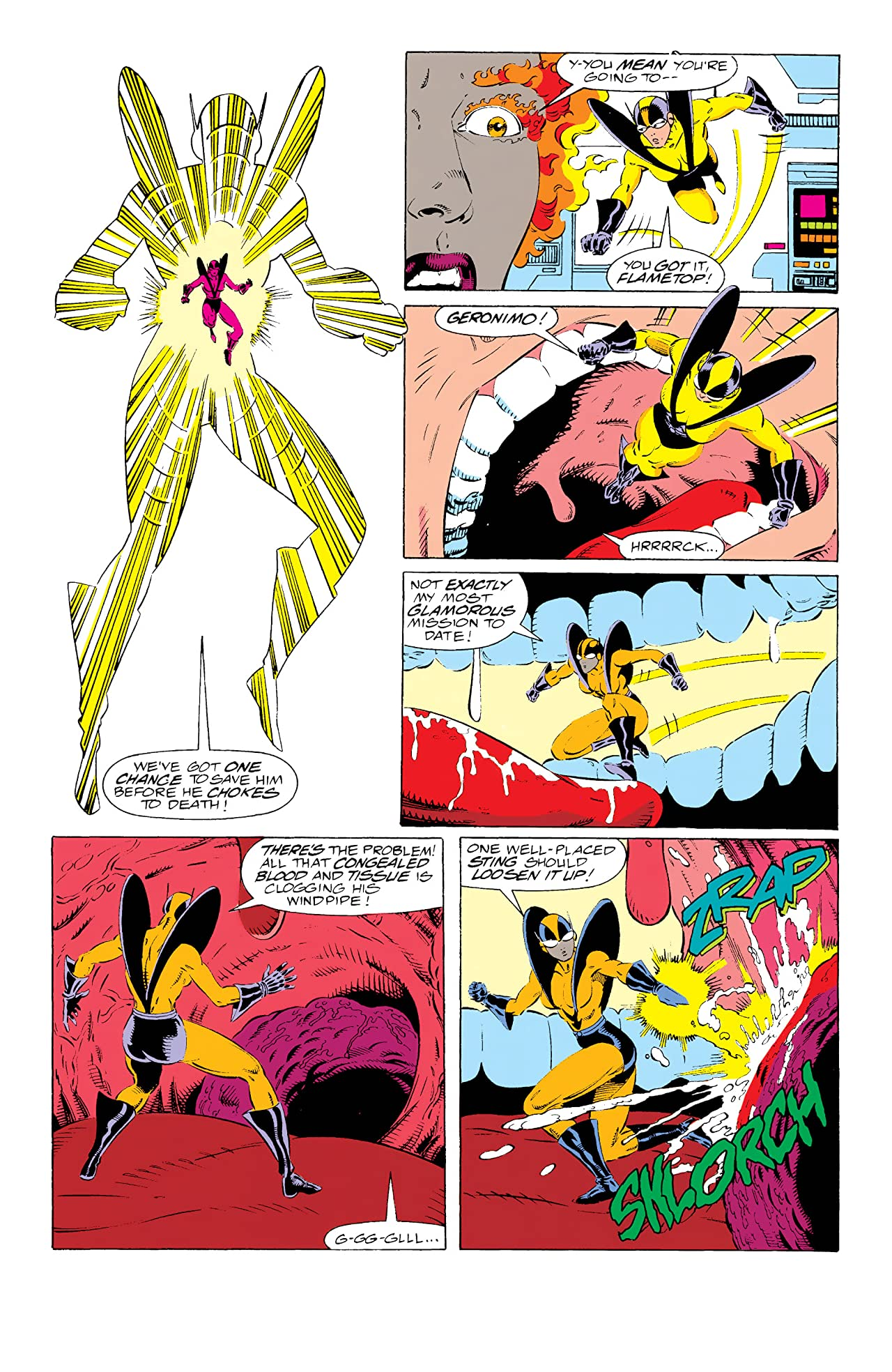 Guardians of the Galaxy (1990-1995) #34